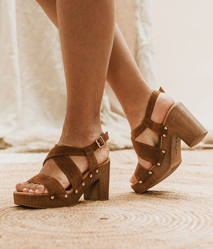 De mooiste sandalen