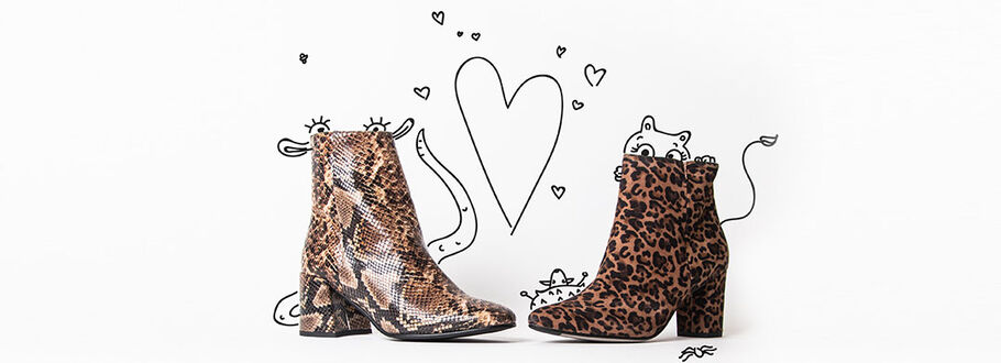Trendalert: 3x animalprints