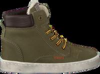 DEVELAB Chaussures à lacets 41855 en vert  - medium