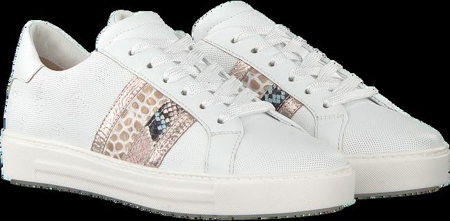 Witte MARIPE Lage sneakers 30308  - large