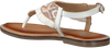 GIOSEPPO Sandales BERMUDAS en blanc  - small