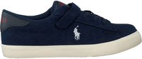 POLO RALPH LAUREN Baskets basses THERON PS en bleu  - medium