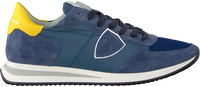 Blauwe PHILIPPE MODEL Lage sneakers TRXP L D  - medium