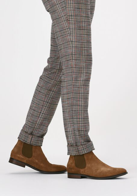 Bruine TOMMY HILFIGER Chelsea boots CASUAL SUEDE  - large