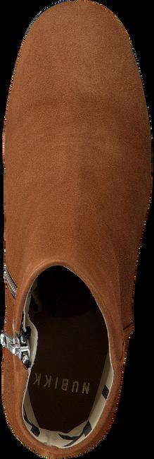 NUBIKK Bottines GIGI ROMA en cognac  - large