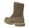 TIMBERLAND Bottillons AUTHENTICS TEDDY FLEECE en taupe - small