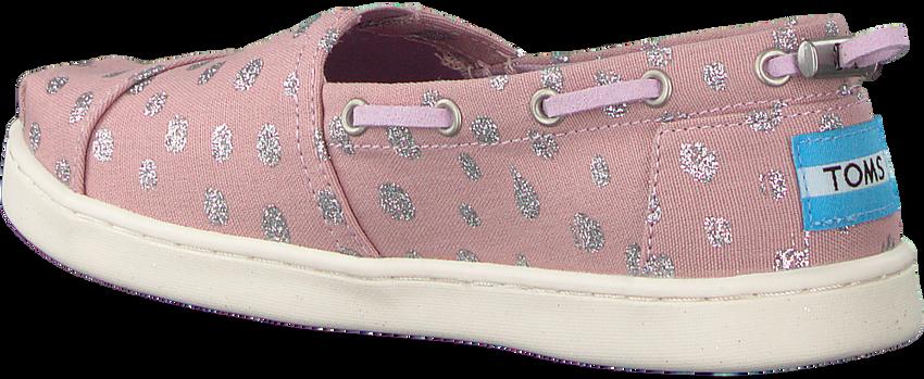 TOMS Chaussures à enfiler BIMINI en violet  - larger