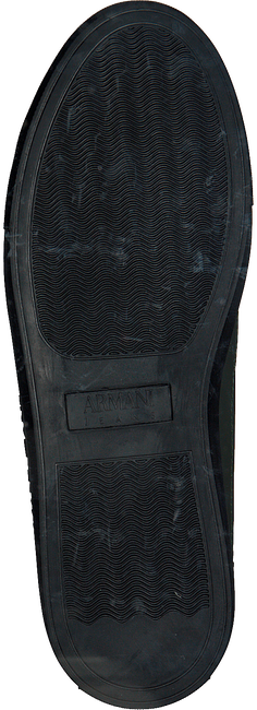 ARMANI JEANS Baskets 935042 en vert - large