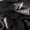 Zwarte LIU JO Sjaal STOLA MIX PRINT - small