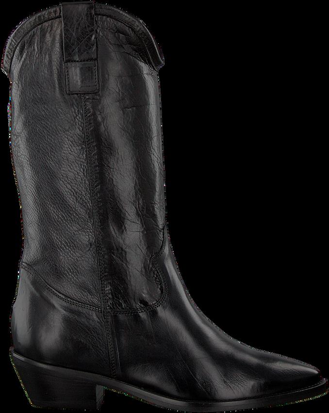 VERTON Bottes hautes 1631 en noir  - larger