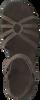TEVA Sandales KAYENTA SUEDE 3434 en marron - small