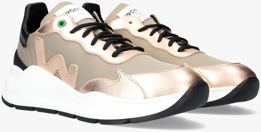 Beige WOMSH Lage sneakers WAVE  - larger