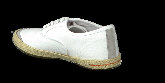 HUGO BOSS Chaussures à lacets WITTON en blanc - large