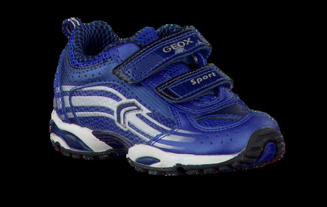 blauwe GEOX Sneakers B11F5B 01454  - large
