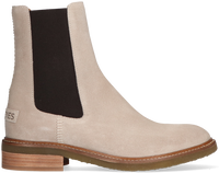 Grijze SHABBIES Chelsea boots 181020323  - medium