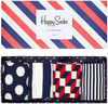 HAPPY SOCKS Chaussettes GIFT PACK en multicolore - small