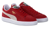 PUMA Baskets 352634 JONGENS en rouge - small