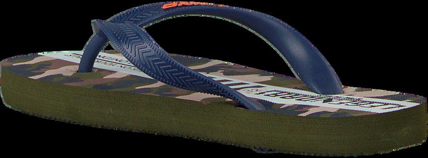 Groene VINGINO Slippers RENS - larger