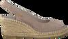 FRED DE LA BRETONIERE Espadrilles 153010157 FRS0176 en taupe  - small