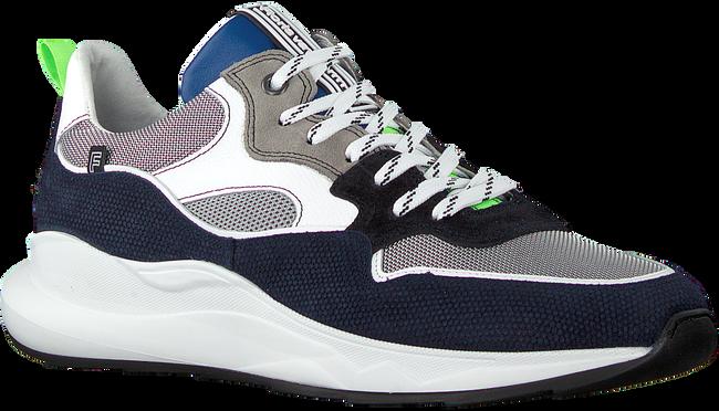 Grijze FLORIS VAN BOMMEL Lage sneakers 16269  - large