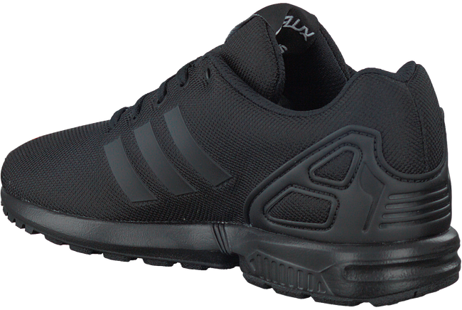ADIDAS Baskets ZX FLUX KIDS en noir - large