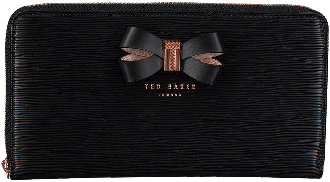 Zwarte TED BAKER Portemonnee LIZZI - large