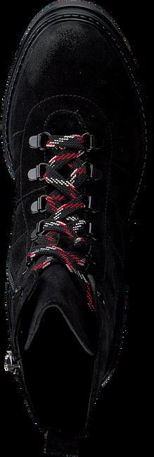 LAURA BELLARIVA Bottines à lacets 4202 en noir  - large