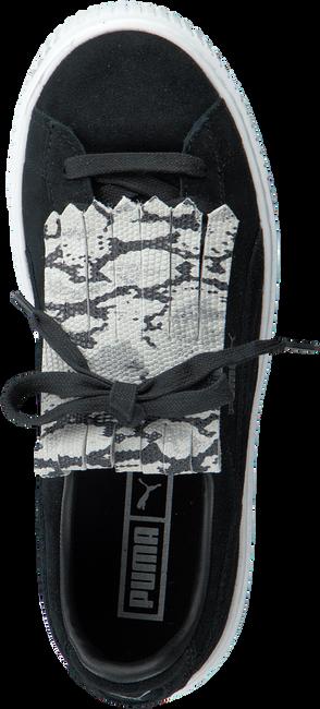SNEAKER BOOSTER Bonbons des chaussures UNI + SPECIAL en noir - large