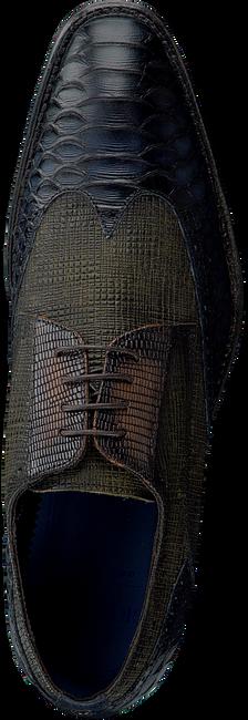 GIORGIO Chaussures à lacets HE974145/03 en bleu - large