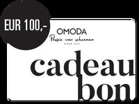 OMODA Chèque-cadeau Cadeaukaart  - medium