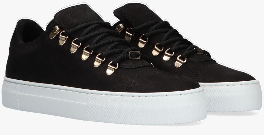 NUBIKK Chaussures à lacets JAGGER CLASSIC II en noir - larger