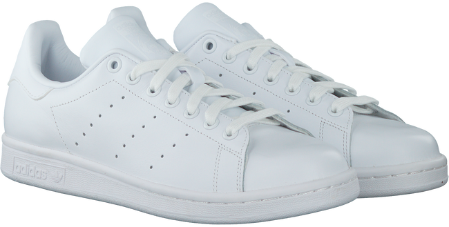 ADIDAS Baskets STAN SMITH HEREN en blanc - large