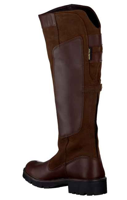 DUBARRY Bottes hautes CLARE en marron - large