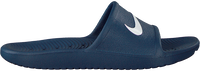 Blauwe NIKE Slippers KAWA SHOWER (GS/PS)  - medium