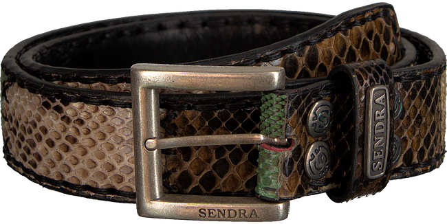Zwarte SENDRA Riem 1075 - large