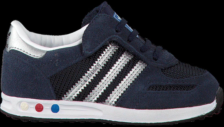 9bef8109f19 Blauwe ADIDAS Sneakers LA TRAINER CF I - large. Next