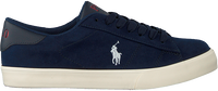 POLO RALPH LAUREN Baskets basses THERON en bleu  - medium