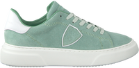 Groene PHILIPPE MODEL Sneakers TEMPLE FEMME  - medium