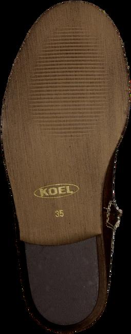 Bruine KOEL4KIDS Enkelboots KLAARTJE  - large