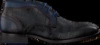 Blauwe BRAEND Nette schoenen 25006  - medium