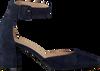 Blauwe NOTRE-V Pumps 45239  - small