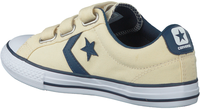 CONVERSE Baskets STAR PLAYER 3V OX KIDS en blanc - large
