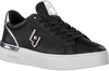 LIU JO Baskets basses SYLVIA 01 en noir  - small