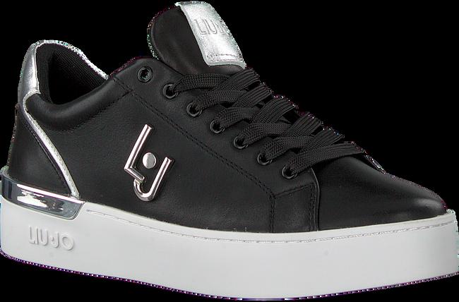 LIU JO Baskets basses SYLVIA 01 en noir  - large