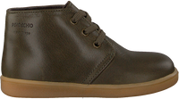 PINOCCHIO Chaussures à lacets F1953 en vert  - medium