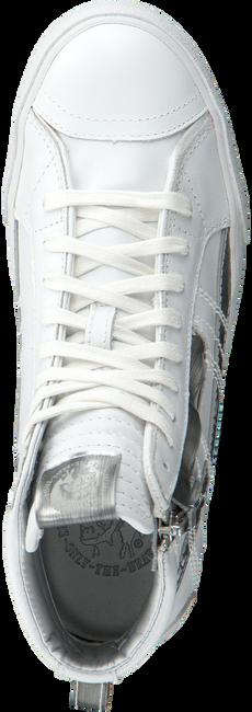 DIESEL Baskets D-STRING en blanc - large