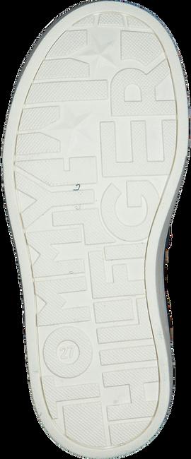 Blauwe TOMMY HILFIGER Lage sneakers LOW CUT VELCRO SNEAKER  - large