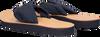 Blauwe TOMMY HILFIGER Teenslippers BEACH SANDAL  - small