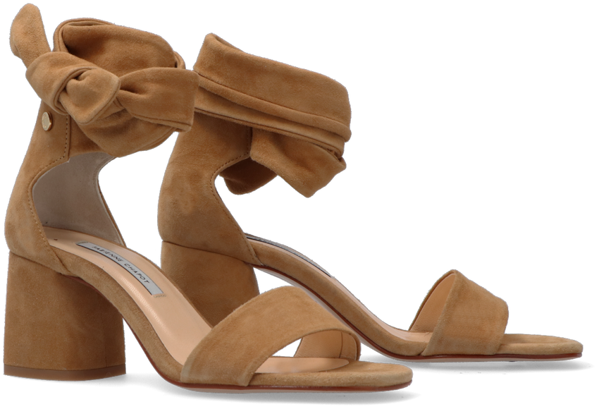 FABIENNE CHAPOT Sandales SELENE en camel  - larger