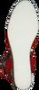 Rode UNISA Espadrilles JACER  - small
